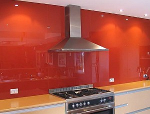Armidale Glass Splashback